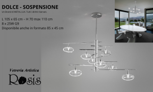 Sospensione Dolce by Metal Lux