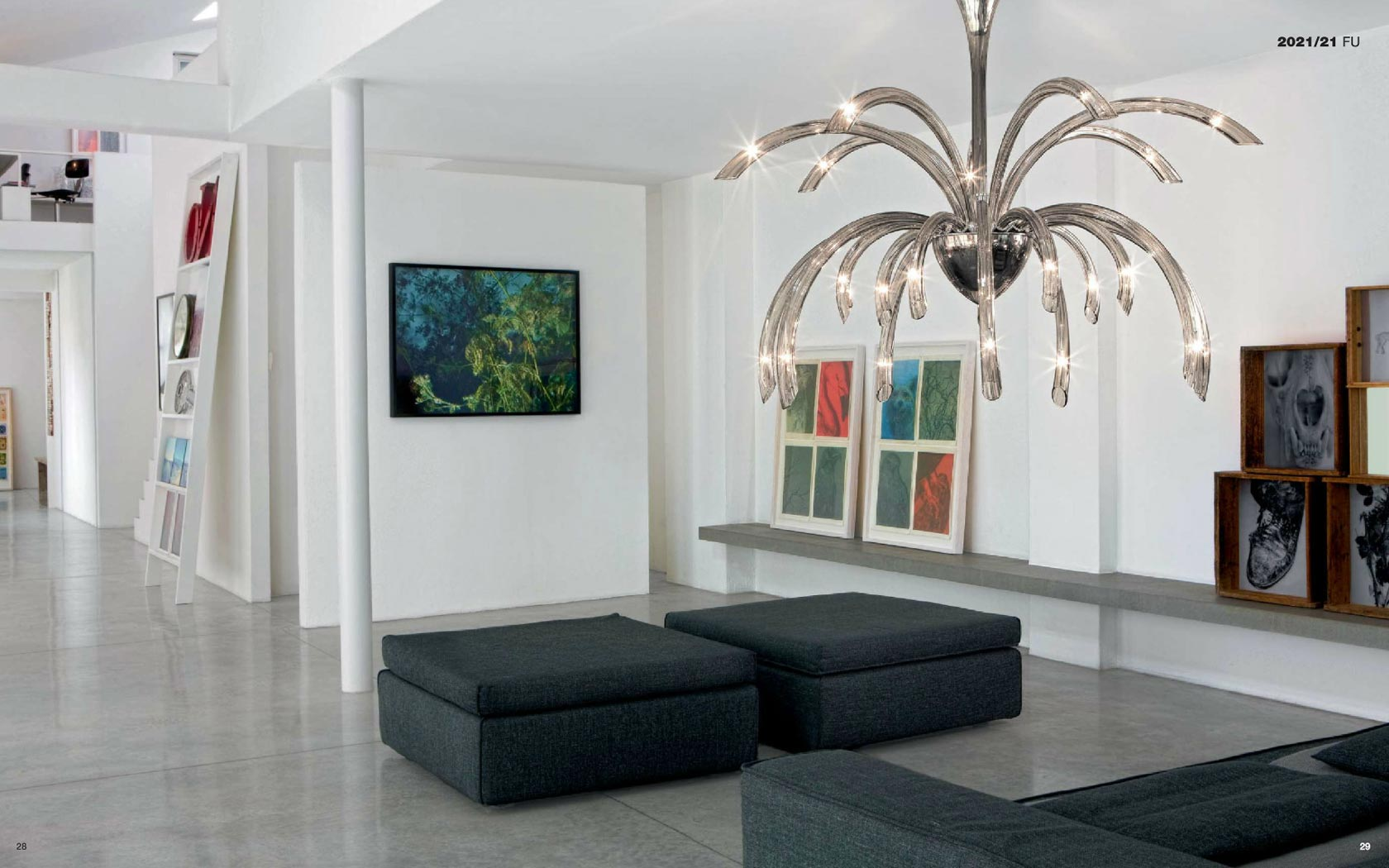 Contemporary lighting solutions